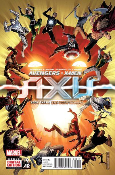 Avengers & X-Men: AXIS #9 | Mighty Avengers